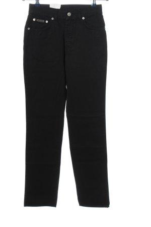 Calvin Klein Jeans High Waist Jeans schwarz Casual-Look