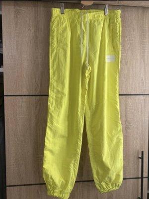 Calvin Klein Jeans Hose Jogger Pants Trainingshose Trackpants Neon