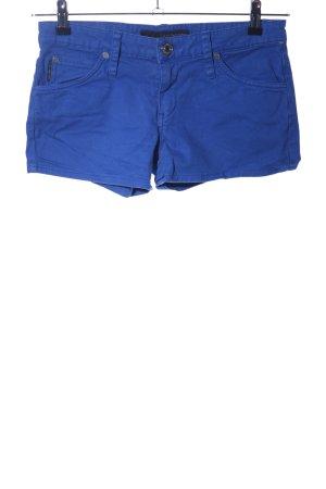 Calvin Klein Jeans Pantalón corto azul look casual