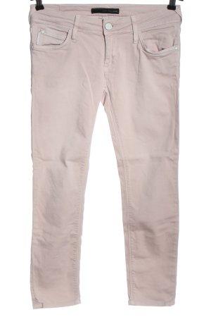 Calvin Klein Jeans Jeans taille basse gris clair style décontracté