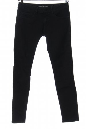 Calvin Klein Jeans Low Rise Jeans black casual look