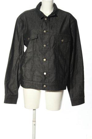 Calvin Klein Jeans Jeansowa kurtka czarny W stylu casual