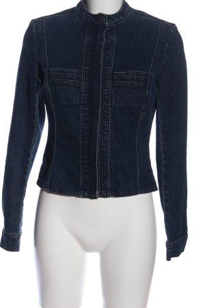 Calvin Klein Jeans Jeansjacke blau Casual-Look