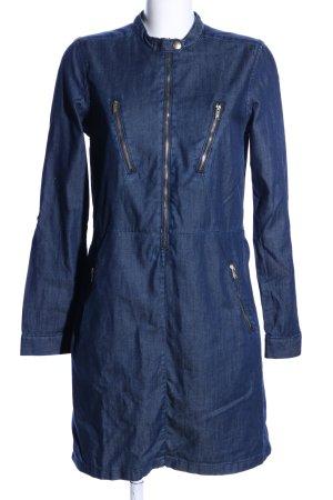 Calvin Klein Jeans Jeanskleid blau Casual-Look