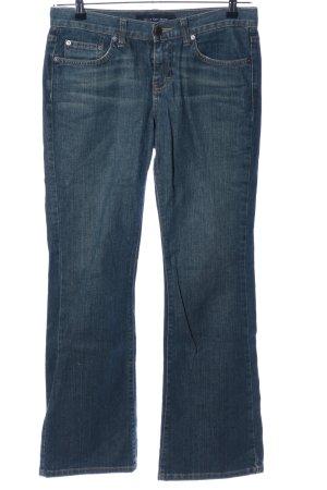 Calvin Klein Jeans Jeans flare bleu style décontracté
