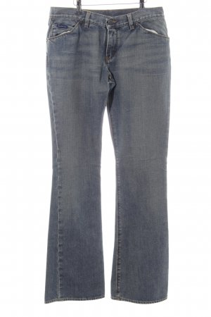 Calvin Klein Jeans Denim Flares blue-light grey casual look