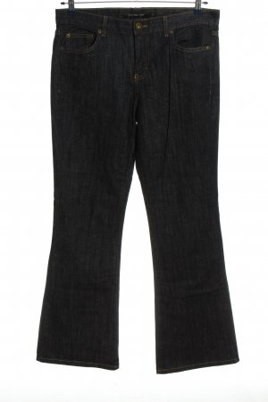 Calvin Klein Jeans Jeansowe spodnie dzwony czarny W stylu casual