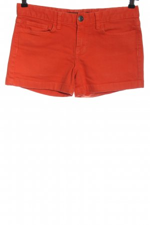 Calvin Klein Jeans Denim Shorts red casual look