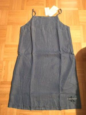 Calvin Klein Jeans Kleid mid indigo Gr S neuwertig!
