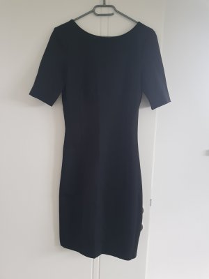 Calvin Klein Jeans Midi-jurk zwart