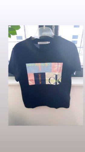 Calvin klein Jeans kurzes cropped Shirt