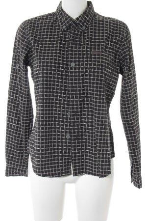 Calvin Klein Jeans Langarmhemd Karomuster Casual-Look