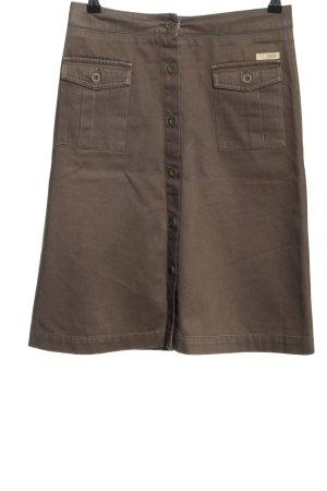 Calvin Klein Jeans Robe courte brun style décontracté