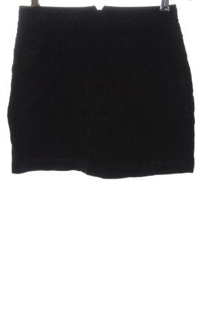 Calvin Klein Jeans Spódnica mini czarny W stylu biznesowym