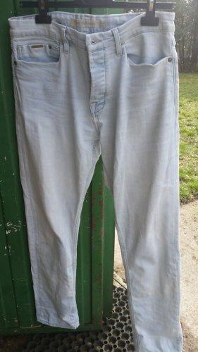 Calvin Klein Jeans Tube jeans azuur