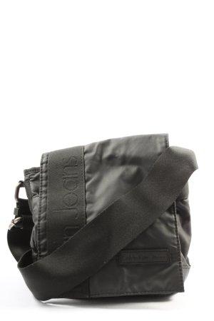 Calvin Klein Jeans Torba z klapą czarny W stylu casual