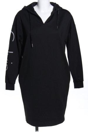 Calvin Klein Jeans Robe pull noir style décontracté