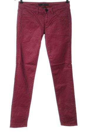 Calvin Klein Jeans Röhrenjeans pink Casual-Look