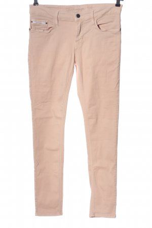 Calvin Klein Jeans Jeans cigarette rose chair style décontracté