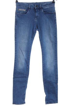 Calvin Klein Jeans Jeans cigarette bleu style décontracté