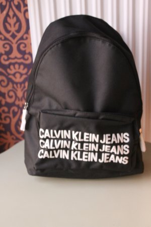 Calvin Klein Jeans Rucksack schwarz