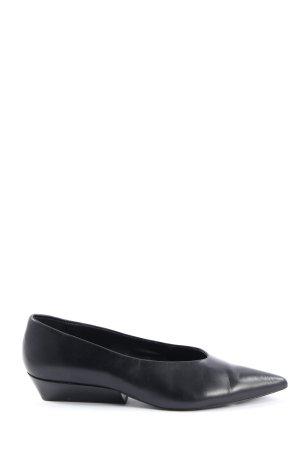 Calvin Klein Jeans Schlüpfschuhe schwarz Casual-Look