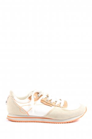 Calvin Klein Jeans Schnürsneaker creme Casual-Look