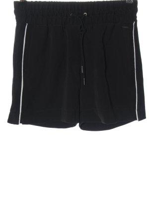 Calvin Klein Jeans Short noir style décontracté