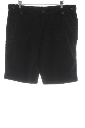 Calvin Klein Jeans Shorts schwarz Casual-Look