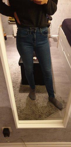 Calvin Klein Jeans Jeansy o obcisłym kroju Wielokolorowy