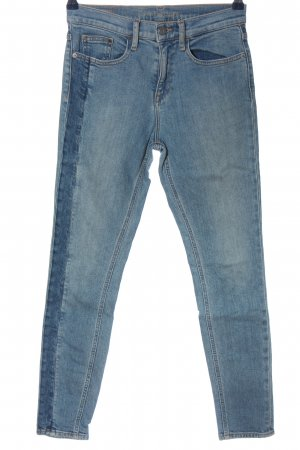 Calvin Klein Jeans Skinny jeans blauw casual uitstraling
