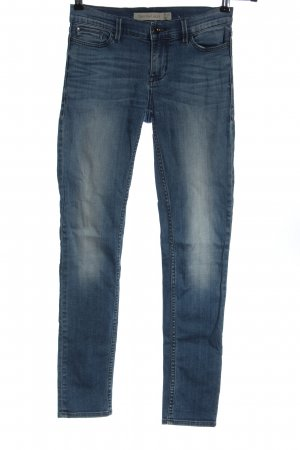 Calvin Klein Jeans Slim jeans blauw casual uitstraling