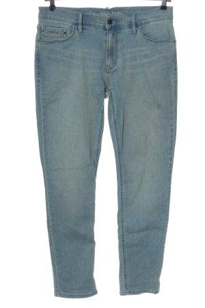 Calvin Klein Jeans Jeans slim fit blu stile casual