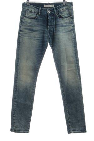 Calvin Klein Jeans Slim Jeans blassblau Vintage-Look