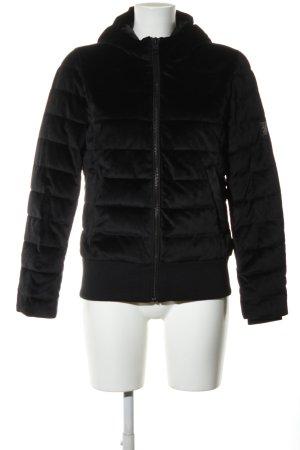 Calvin Klein Jeans Gewatteerd jack zwart casual uitstraling