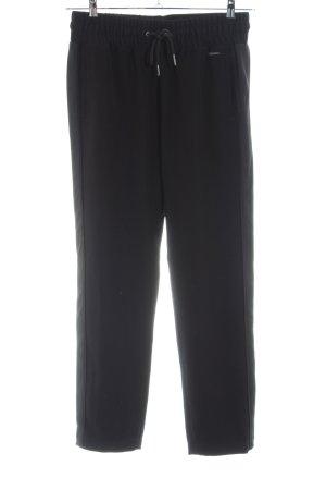Calvin Klein Jeans Stoffhose schwarz sportlicher Stil