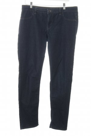 Calvin Klein Jeans Stretch Jeans dunkelblau Jeans-Optik