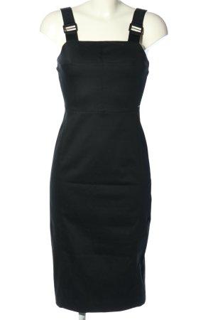 Calvin Klein Jeans Robe stretch noir style décontracté