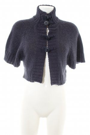 Calvin Klein Jeans Knitted Bolero blue casual look
