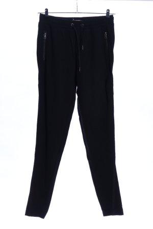 Calvin Klein Jeans Joggingbroek zwart casual uitstraling