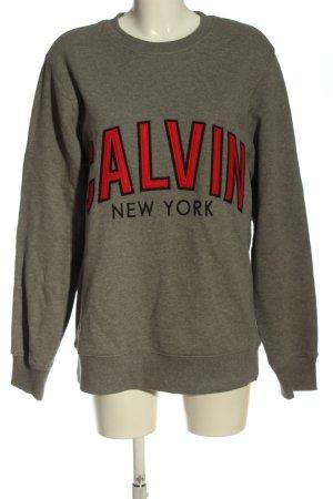Calvin Klein Jeans Sweatshirt moucheté style décontracté