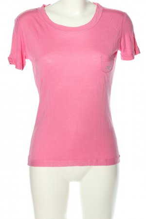 Calvin Klein Jeans T-Shirt pink Casual-Look