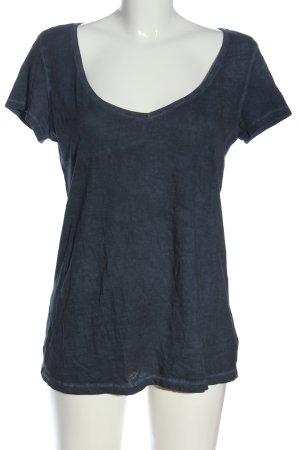 Calvin Klein Jeans T-shirt niebieski W stylu casual