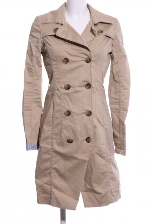 Calvin Klein Jeans Trenchcoat creme Casual-Look