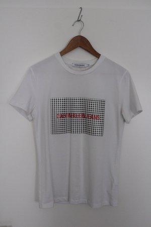 Calvin Klein Jeans Tshirt, weiß