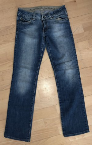 Calvin Klein Jeans Stretch Jeans steel blue cotton