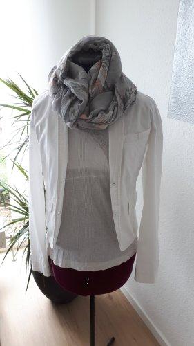 Calvin Klein Jeans Veste chemisier blanc