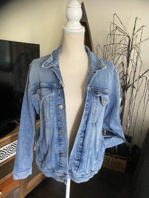 Calvin klein jeansjacke L oversized top