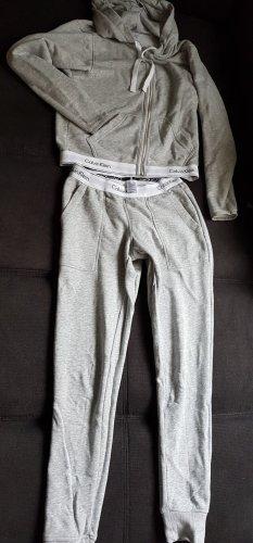 Calvin Klein Completo sportivo bianco-grigio chiaro