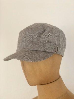 Calvin Klein Sombrero de ala ancha gris